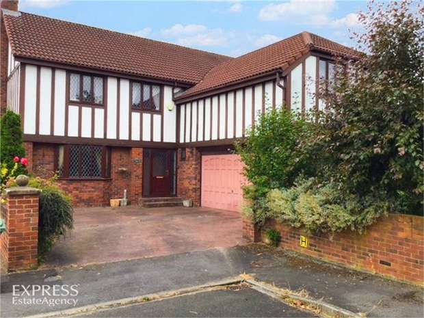 5 Bedrooms Detached House for sale in Rowallane Gardens, Ingleby Barwick, Stockton-on-Tees, North Yorkshire