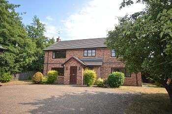4 Bedrooms Detached House for sale in Elton Crossings Farm, Moston Road, Sandbach, CW11 3GL