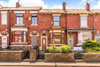 2 Bedrooms Terraced House for sale in Mottram Road, Hyde, Greater Manchester, United Kingdom
