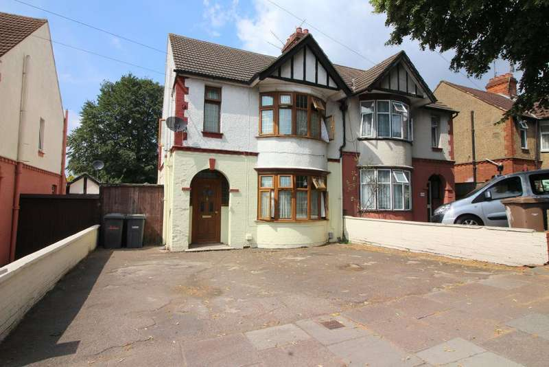 3 Bedrooms Semi Detached House for sale in Montrose Avenue, Luton, Bedfordshire, LU3 1HT