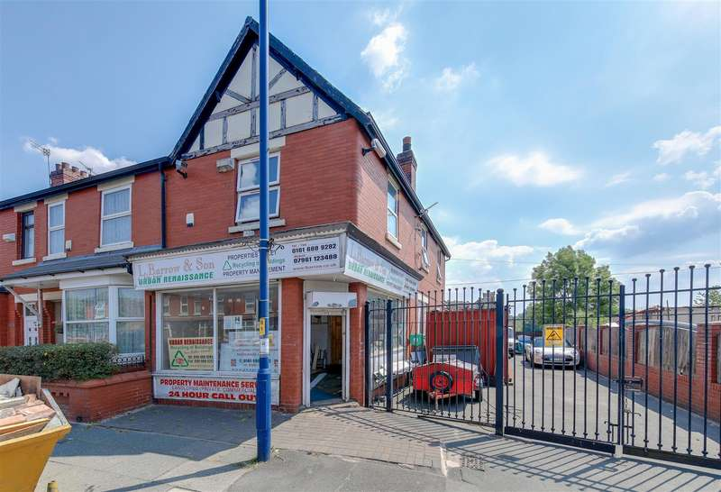 1 Bedroom Shop Commercial for sale in Moston Lane, Moston, Manchester