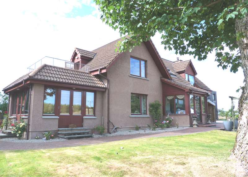 6 Bedrooms Detached House for sale in by Boat of Garten, PH24 3BY