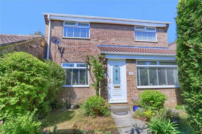 4 Bedrooms Link Detached House for sale in Willowbank, Coulby Newham
