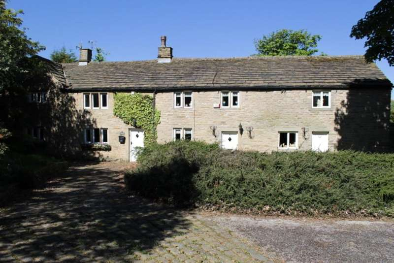 8 Bedrooms Barn Conversion Character Property for sale in HorseShoe, Chunal, Glossop