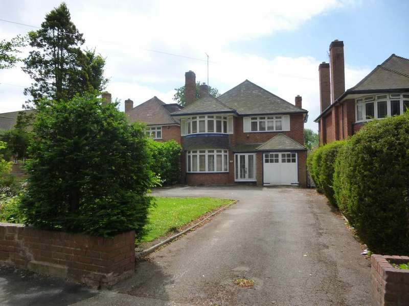 4 Bedrooms Detached House for sale in Hayfield Road, Birmingham, B13