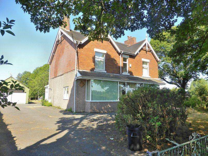 4 Bedrooms Detached House for sale in Bemersley Road, Brindley Ford