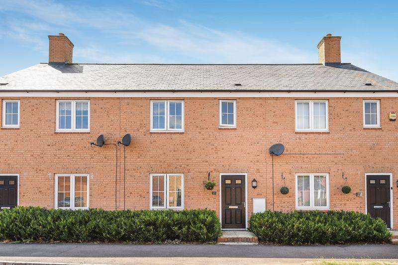 3 Bedrooms Terraced House for sale in Chestnut Avenue, Silsoe
