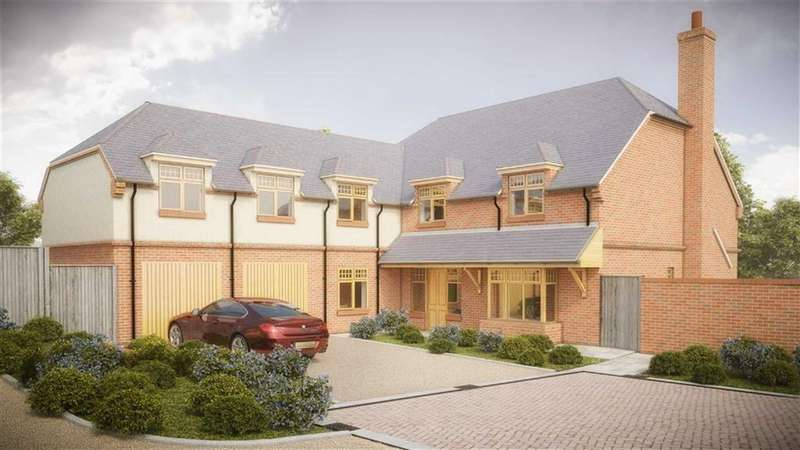 5 Bedrooms Detached House for sale in Main Street, Marston Trussell, Northamptonshire