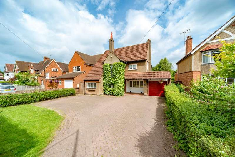 5 Bedrooms Detached House for sale in Rouncil Lane, Kenilworth