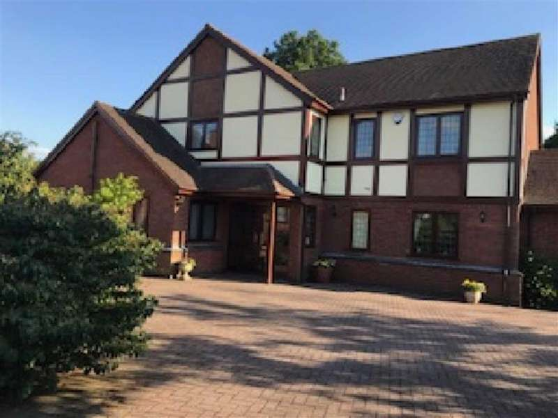 4 Bedrooms Detached House for sale in Chapel Street, Sharnford, Leicestershire