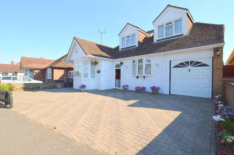 4 Bedrooms Detached House for sale in Grasmere Road, Warden Hills, Luton, LU3 2DT