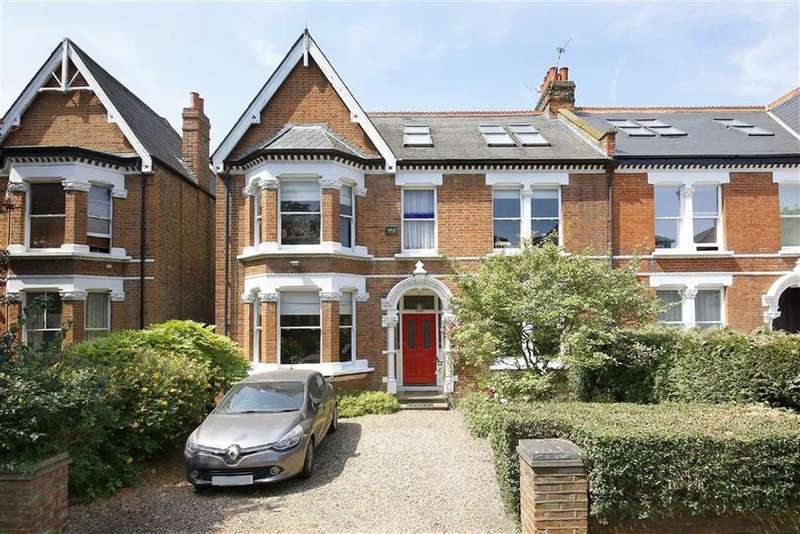 6 Bedrooms Semi Detached House for sale in Rosendale Road, West Dulwich, London