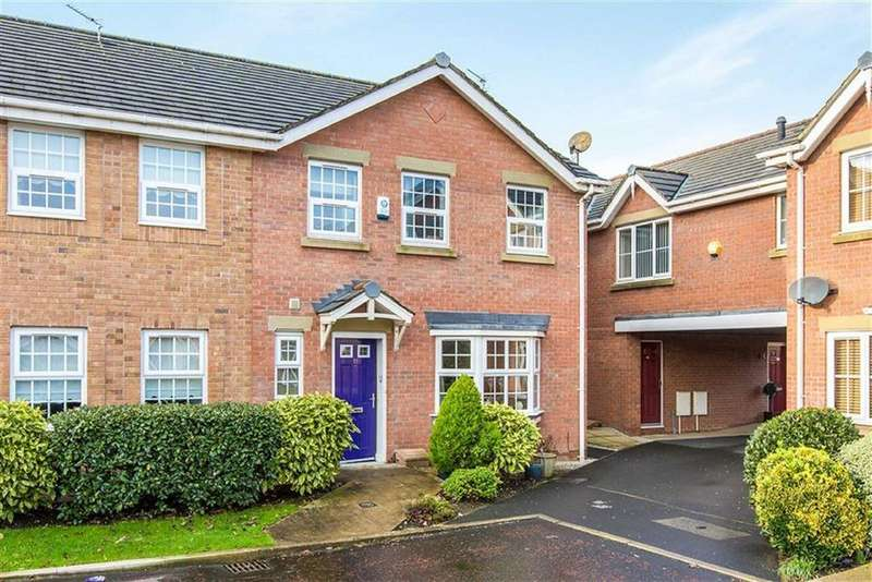 4 Bedrooms Mews House for sale in Trafalgar Place, Lytham St Annes, Lancashire