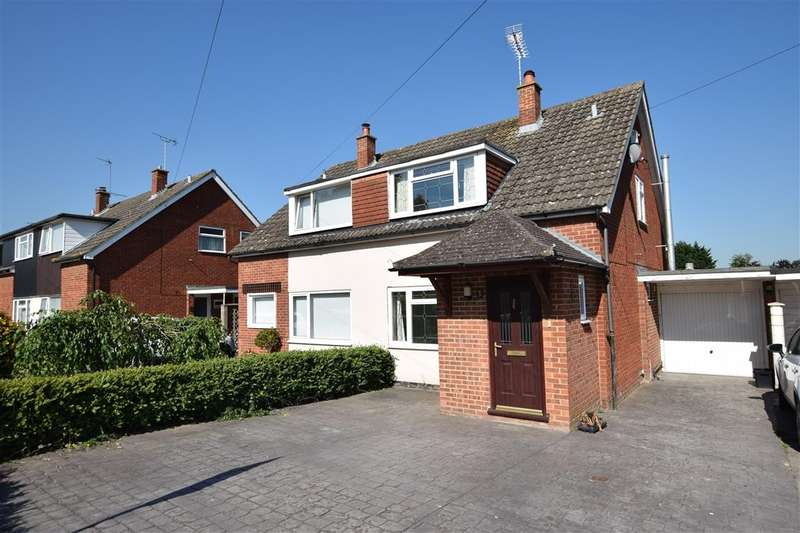 3 Bedrooms Semi Detached House for sale in Appletree Lane, Spencers Wood, Reading, RG7