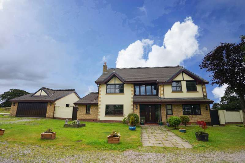 7 Bedrooms Detached House for sale in Liptrot Farm, Heath Charnock