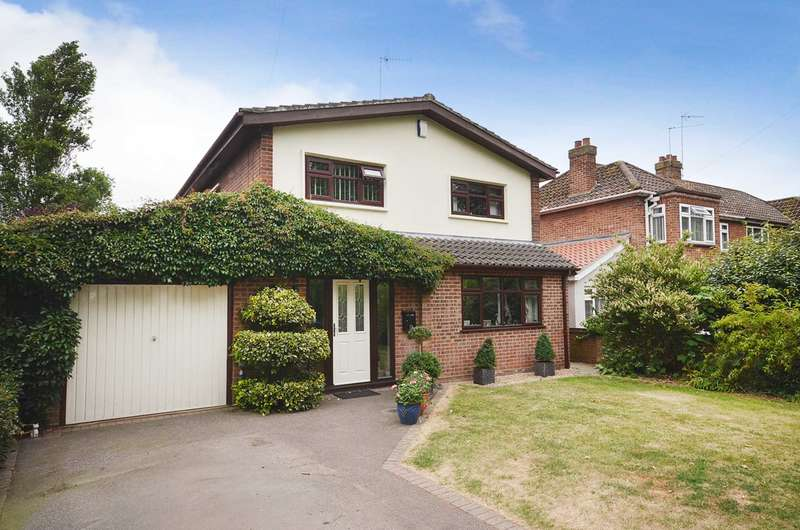 4 Bedrooms Detached House for sale in OLD CATTON, NORWICH