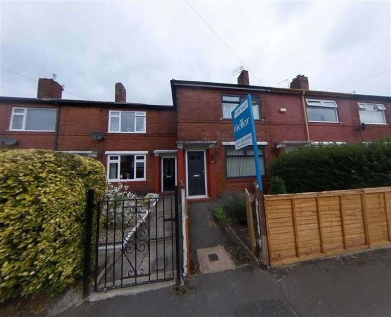 3 Bedrooms Terraced House for sale in Mount Pleasant Road, Denton, Manchester