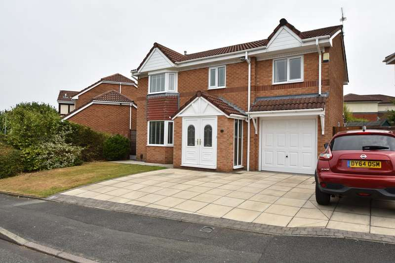 4 Bedrooms Detached House for sale in Chapeltown Road, Radcliffe, Manchester, M26