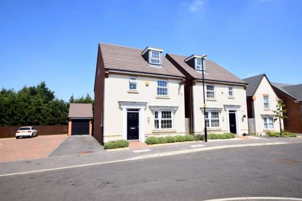 4 Bedrooms Detached House for sale in Constance Close, Binley, Coventry, CV3