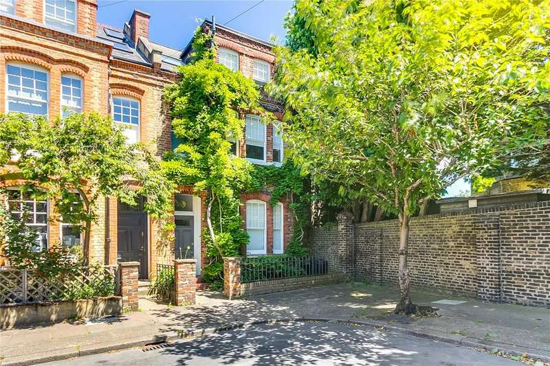 4 Bedrooms End Of Terrace House for sale in Ruvigny Gardens, West Putney, London