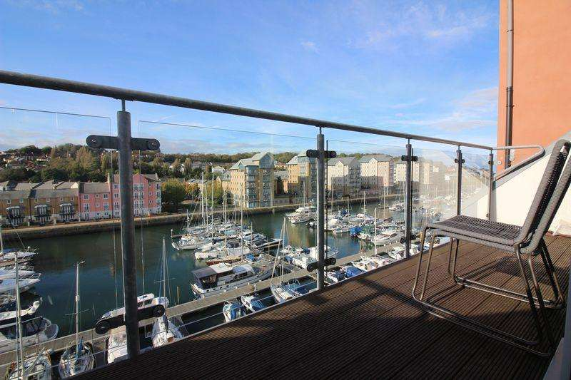 2 Bedrooms Apartment Flat for sale in Merchant Square, Portishead