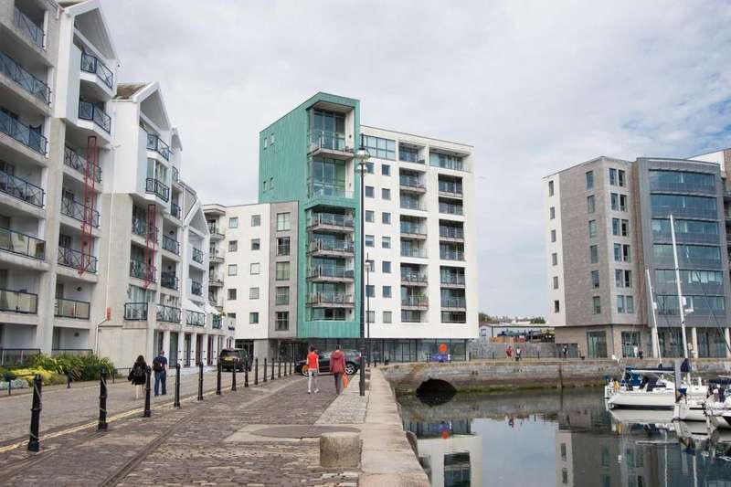 2 Bedrooms Apartment Flat for sale in Sutton Harbour, Plymouth
