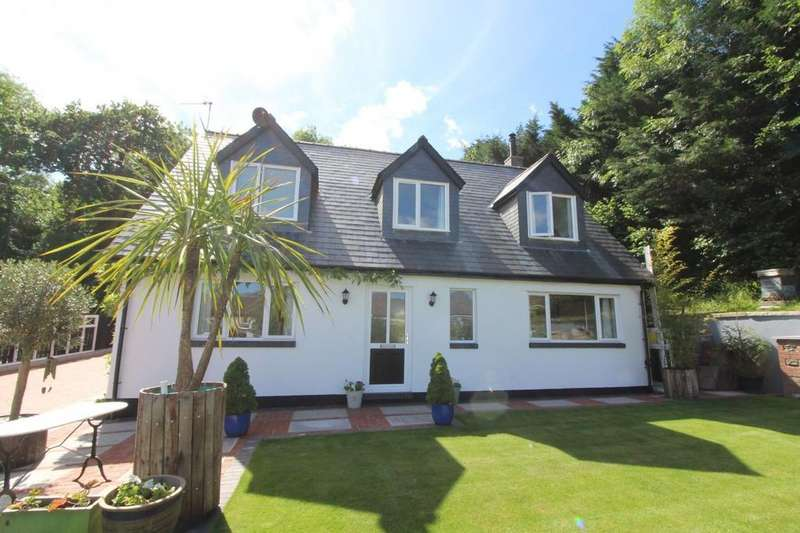 4 Bedrooms Detached House for sale in High Street, Blackwood