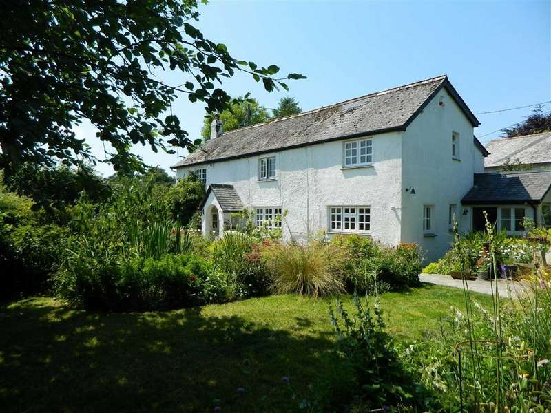 3 Bedrooms Detached House for sale in Charles, Charles, Barnstaple, Devon, EX32