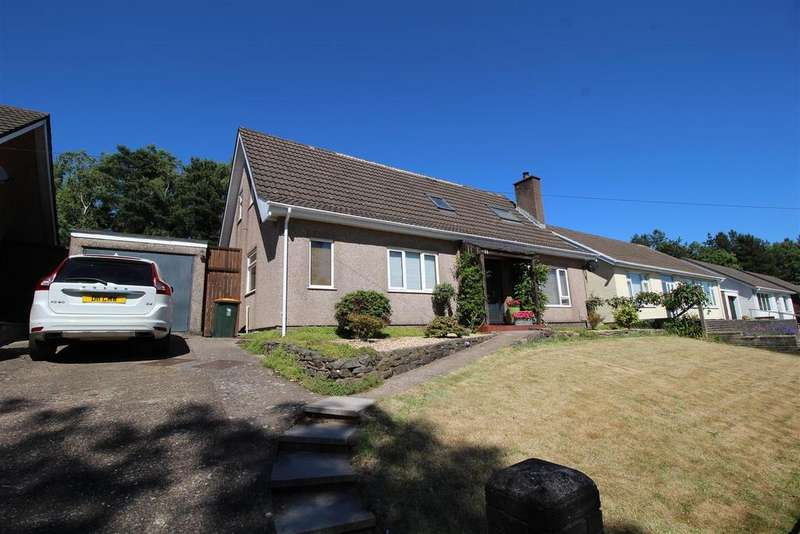 5 Bedrooms Detached Bungalow for sale in Tredegar Park View, Rogerstone, Newport