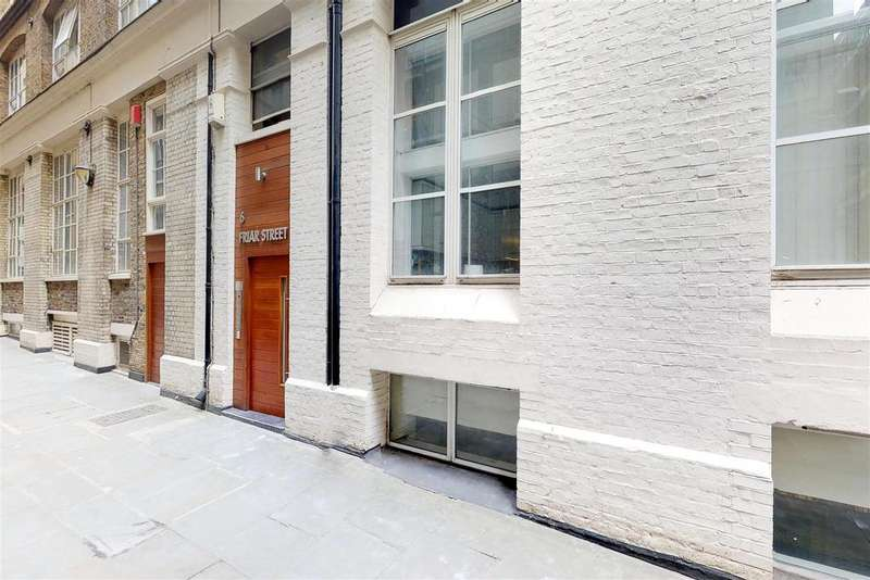 1 Bedroom Apartment Flat for sale in Priory House, Friar Street, London