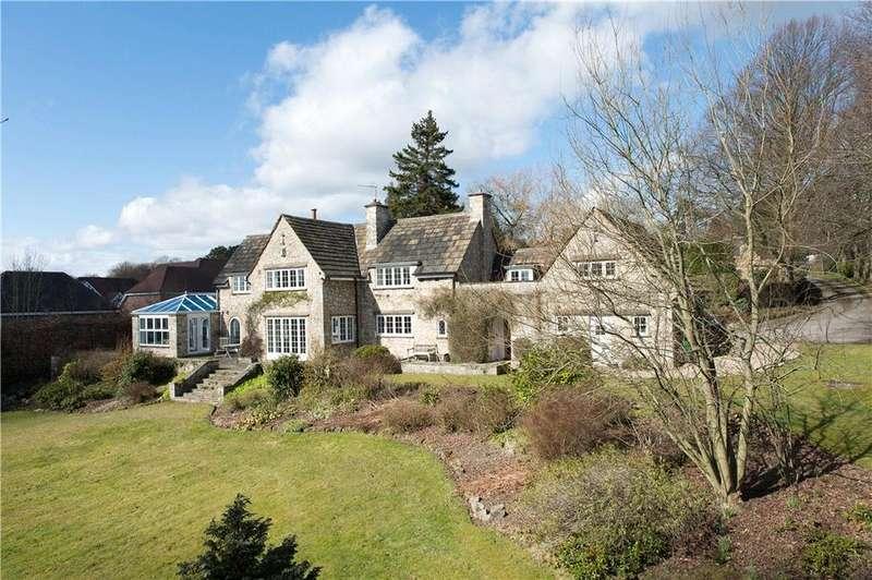 5 Bedrooms Detached House for sale in Leeds Road, Harrogate, North Yorkshire, HG2