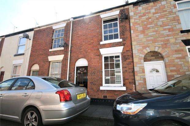 2 Bedrooms Terraced House for sale in Walter Street, Chester
