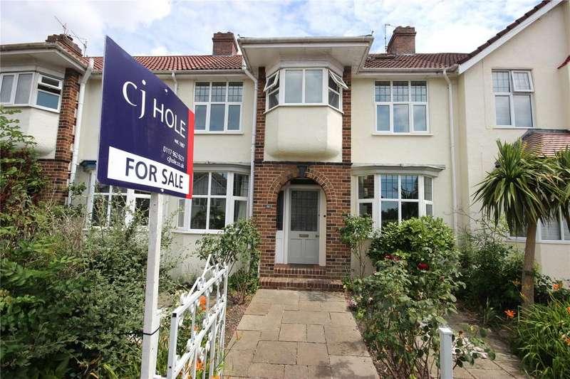 5 Bedrooms Terraced House for sale in Oakwood Road, Henleaze, Bristol, BS9