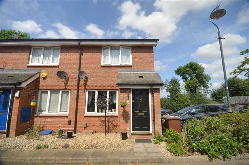 2 Bedrooms End Of Terrace House for sale in Halliday Close, Radlett, Hertfordshire