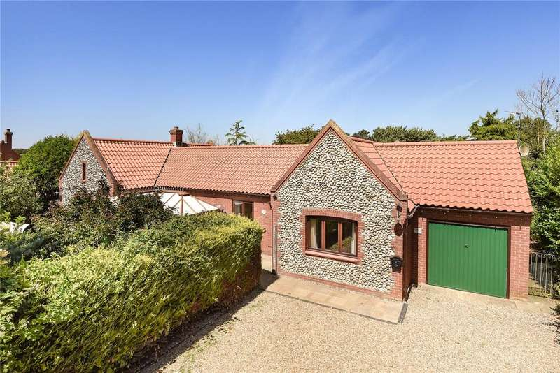 4 Bedrooms Detached House for sale in Mill Lane, East Runton, Cromer, Norfolk