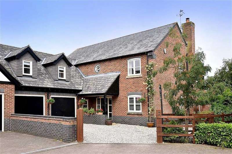 5 Bedrooms Detached House for sale in Pitcher Lane, Smallwood