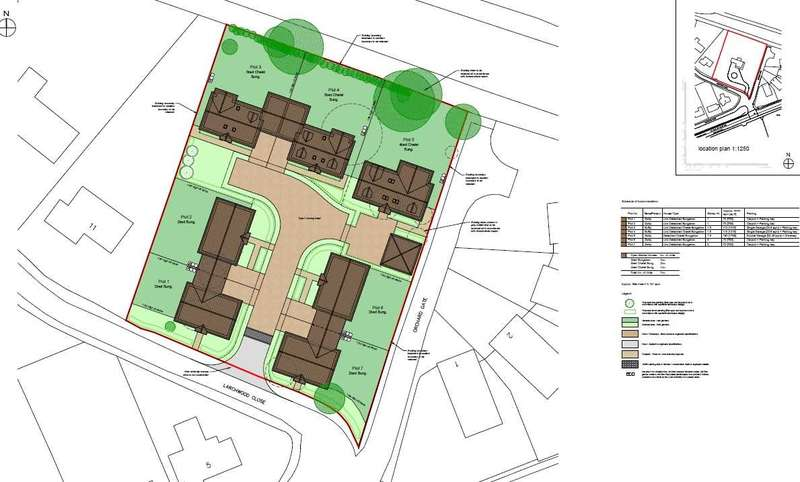 Land Commercial for sale in Larchwood Close, Ipswich