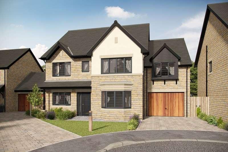 5 Bedrooms Detached House for sale in The Hardwick, Wyre Grange Lodge Lane, Singleton, Poulton-Le-Fylde, FY6