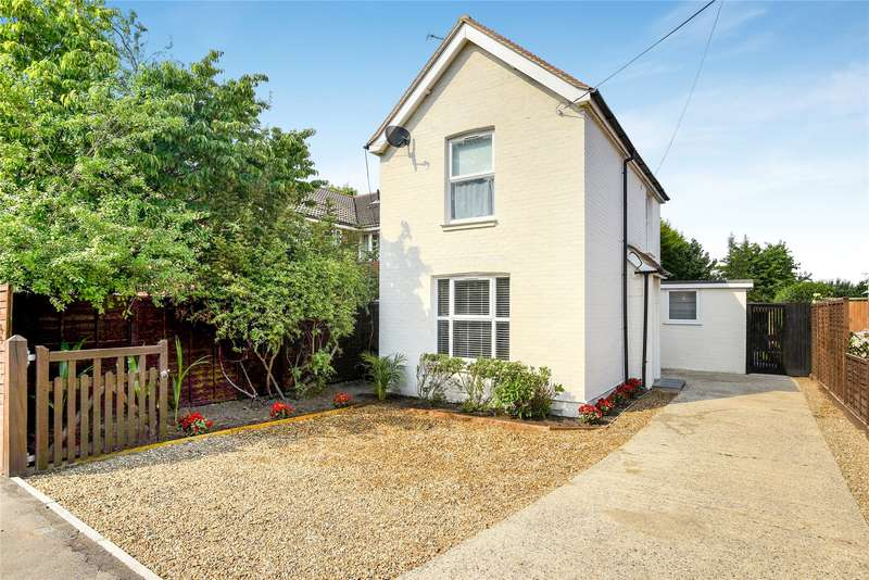 3 Bedrooms Detached House for sale in Binfield Road, Bracknell, Berkshire, RG42