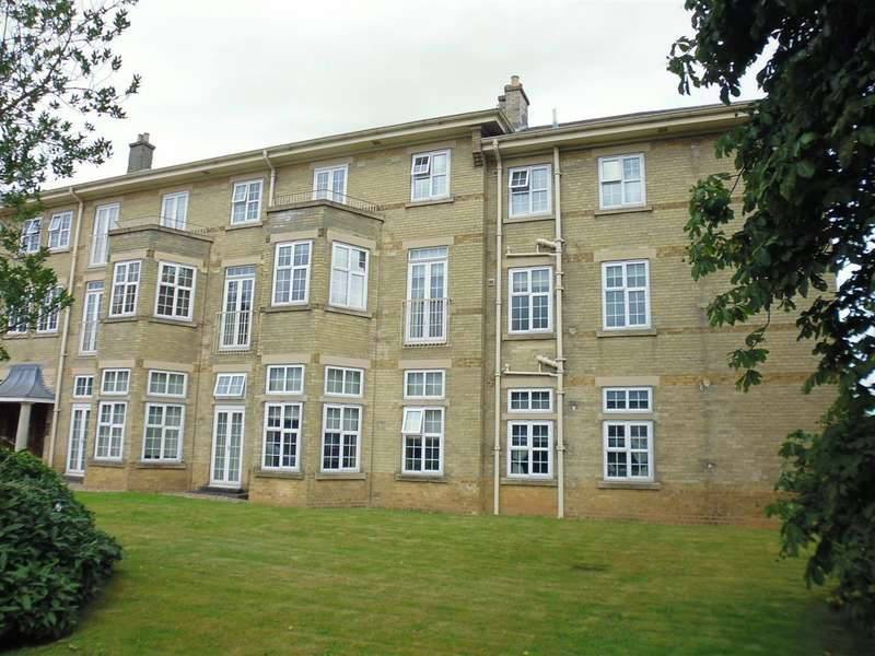 2 Bedrooms Apartment Flat for sale in Cathedral Heights, Bracebridge Heath