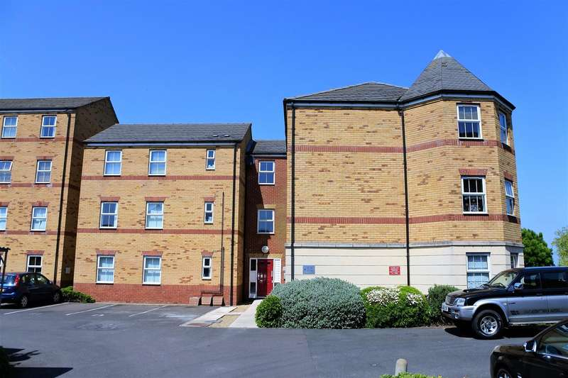 2 Bedrooms Flat for sale in Elvaston Court, Grantham