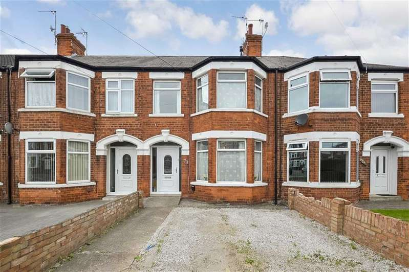 3 Bedrooms Property for sale in Meadowbank Road, Hull