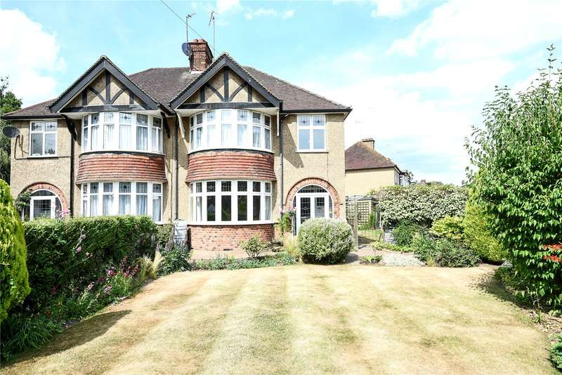3 Bedrooms Semi Detached House for sale in Swiss Avenue, Watford, Hertfordshire, WD18
