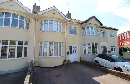4 Bedrooms Terraced House for sale in Ashton Drive, Ashton, Bristol