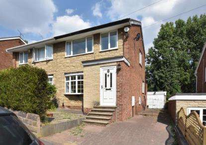 3 Bedrooms Semi Detached House for sale in Skelwith Drive, Sheffield, South Yorkshire