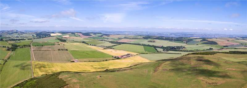 5 Bedrooms Farm Commercial for sale in Wester Forret Farm, Cupar, Fife, KY15