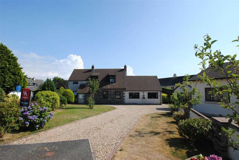 4 Bedrooms Detached House for sale in Green Acre, Trebullett
