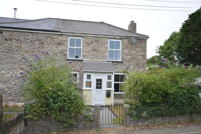 2 Bedrooms Cottage House for sale in Seleggan Hill, Redruth TR16