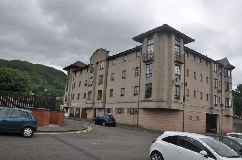 2 Bedrooms Flat for sale in 21 Arthur Bett Court, Tillicoultry, FK13 6DW, UK