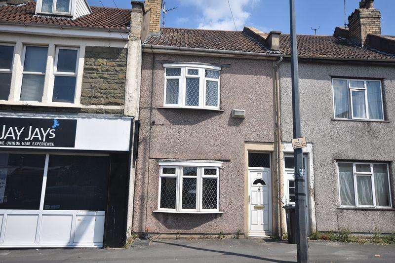 2 Bedrooms Terraced House for sale in Soundwell Road, Soundwell